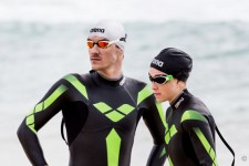 TRIATHLON AND SWIMMING IN FREE WATER: GUIDE TO CHOICE OF THE ROOFING OCEAN