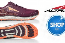 Sale of running and trail running shoes ALTRA