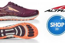 Verkauf von Lauf- und Trailrunningschuhen ALTRA