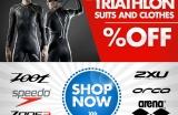 SONDERANGEBOT Triathlon-SCHWIMMANZÜGE, Verkauf zu ermäßigten Preisen TRIATHLON BEKLEIDUNG und Zubehör