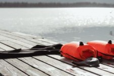 How to choose equipment for open water swimming