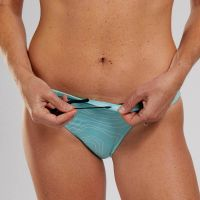 ZOOT WOMENS LTD SWIM BIKINI BOTTOM- NORTHWEST