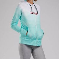 ZOOT WOMENS LTD RUN THERMO HOODIE - NORTHWEST