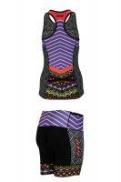 FEMMES COMPLETE TRIATHLON ZOOT LTD CALI TRI + RACERBACK Shorts