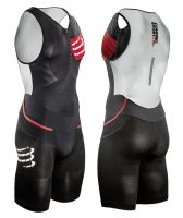 CORPS HOMME TRIATHLON Compressport TR3 AERO trifonction