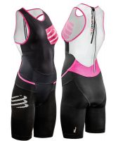TRIATHLON CORPS Compressport TR3 AERO trifonction FEMME