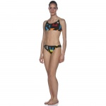 SWIMMING COSTUME ARENA FEMALE ODENSE TWO PIECES 2A337