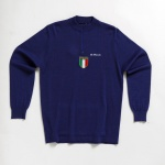 JERSEY VINTAGE DE MARCHI ITALY NATIONAL TEAM LONG SLEEVE JERSEY