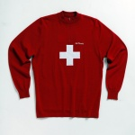 JERSEY VINTAGE DE MARCHI SWISS NATIONAL TEAM REPLICA JERSEY