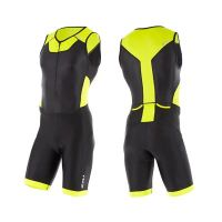 2XU TRIATHLON BODY MEN X-VENT or TRISUIT FRONT ZIP MT4354D