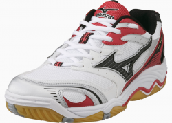 Junior Mizuno Wave Twister