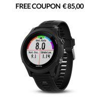 GARMIN FORERUNNER GPS WATCH 935 010-01746