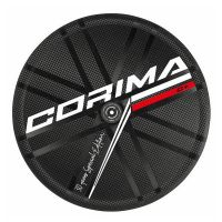 REAR WHEEL CORIMA DISC C + WS CLINCHER FOR DISC BRAKES