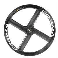 CORIMA 4 SPOKE TUBULAR WHEELS WHEELS FOR DISC BRAKES