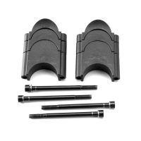 DEDA PARABOLICA THICKNESSES / FASTBLACK SPACERS RISER KIT