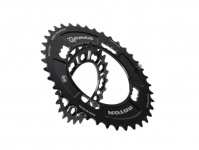 OVAL CROWNS ROTOR Q-RINGS MTB QX2 is required/104 BCD 64x4