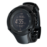 SUUNTO AMBIT3 WATCH PEAK BLACK