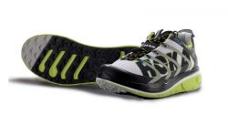 TRAIL RUNNING SHOE HOKA RAPA NUI 2 TRAIL MEN 2014 W/B/LI